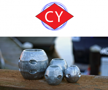 Anode Lắp Trục | Shaft Anodes